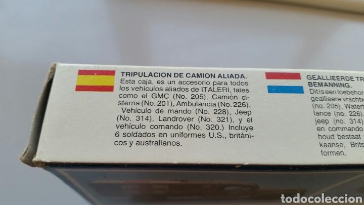 Maquetas: Italeri truck crew maqueta 1:35 n°325 - Foto 4 - 144616066