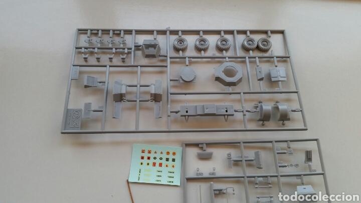 Maquetas: Maqueta hasegawa escala 1:72 armoured car Daimler mk.II - Foto 8 - 144620714