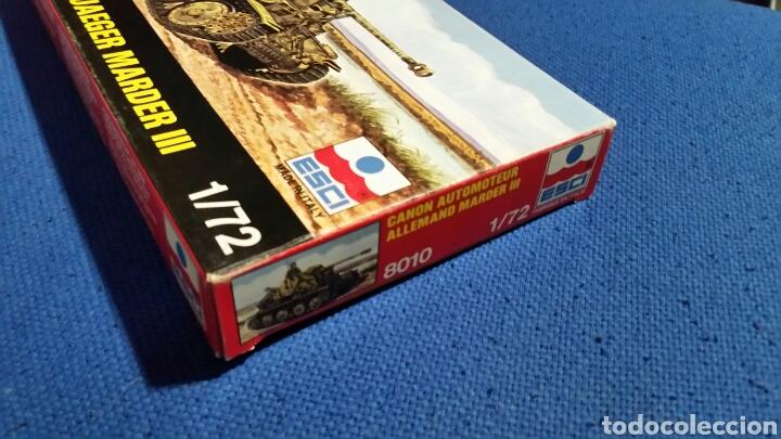 Maquetas: Maqueta esci german panzerjaeger marder III escala 1:72 - Foto 3 - 144638384