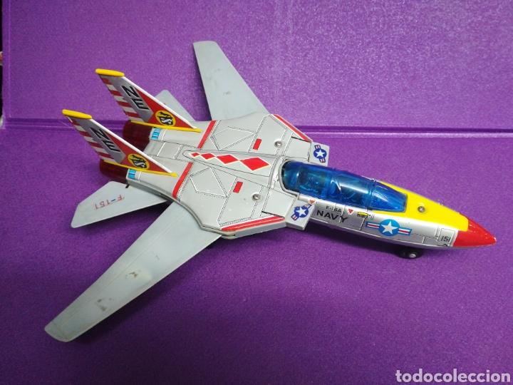 AVIÓN DE COMBATE F_151 DE SON AI TOYS. SA_151 MADE IN TAIWAN (Juguetes - Modelismo y Radio Control - Maquetas - Aviones y Helicópteros)