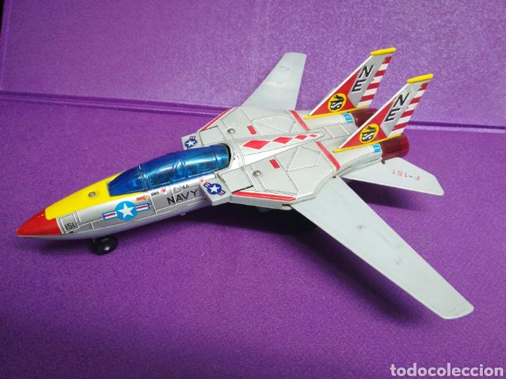 Maquetas: Avión de combate F_151 de SON AI TOYS. SA_151 Made in Taiwan - Foto 2 - 144645886