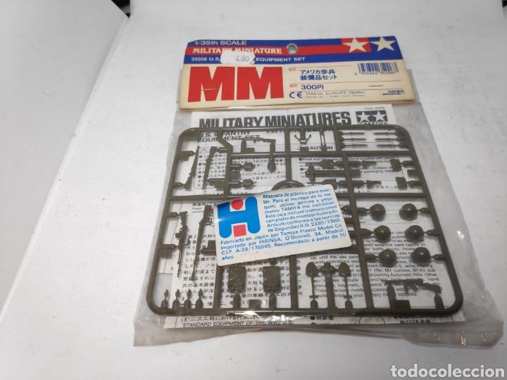 TAMIYA MILITARY MINIATURES 1/35 REF. 35206 USA (Juguetes - Modelismo y Radiocontrol - Maquetas - Militar)
