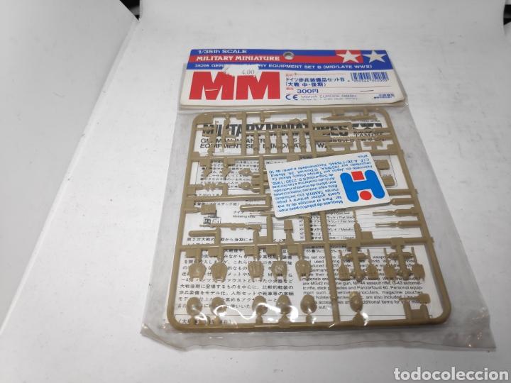 TAMIYA MILITAR MINIATURES 1/35 REF. 35205 GERMAN (Juguetes - Modelismo y Radiocontrol - Maquetas - Militar)