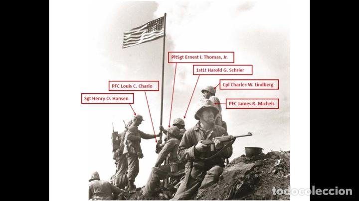 Maquetas: IWO JIMA Flag Raisers 1:72 ITALERI 6098 maqueta figuras diorama - Foto 10 - 144717164