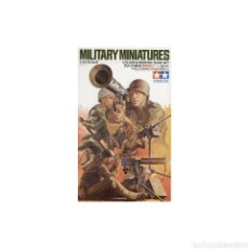 Maquetas: TAMIYA TAM35086 US GUN & MORTAR TEAM 1/35. Lote 146243364