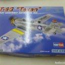 Maquetas: T-6G TEXAN -HOBBY BOSS- 1:72 ESCALE -N. Lote 146551166
