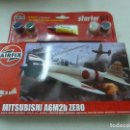 Maquetas: MITSUBISHI 46M2B ZERO - AIRFIX-1:72 ESCALE -N. Lote 146551550