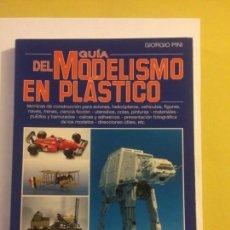 Maquetas: GUIA DEL MODELISMO EN PLASTICO EDITORIAL DE VECCHI. Lote 146613410