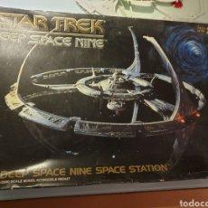 Maquetas: STAR TREK. DEEP SPACE NINE. MAQUETA DE MONTAJE. AMT. PARAMOUNT PICTURES 1994. Lote 146660548