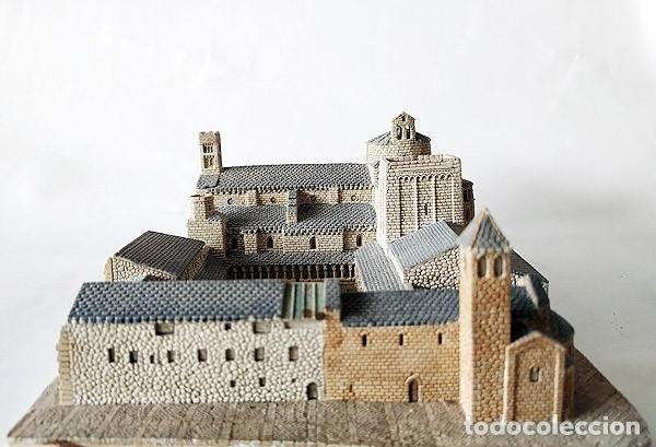 Maquetas: MAQUETA - Catedral de Santa María de Urgell - CATALUÑA ROMANICO - LLEIDA LERIDA - Foto 2 - 146726826