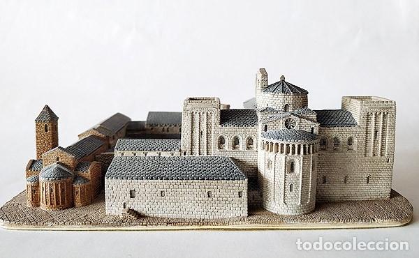 Maquetas: MAQUETA - Catedral de Santa María de Urgell - CATALUÑA ROMANICO - LLEIDA LERIDA - Foto 3 - 146726826