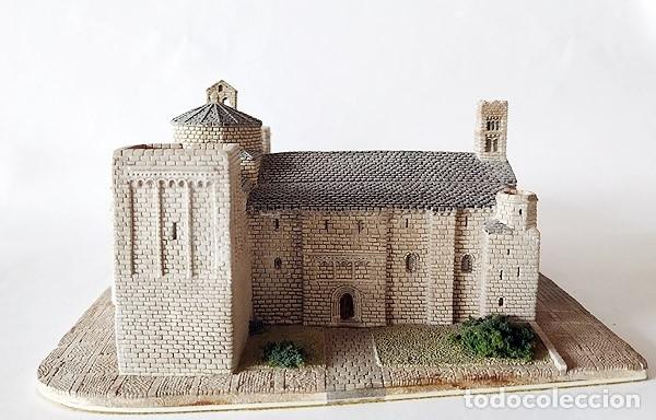 Maquetas: MAQUETA - Catedral de Santa María de Urgell - CATALUÑA ROMANICO - LLEIDA LERIDA - Foto 4 - 146726826