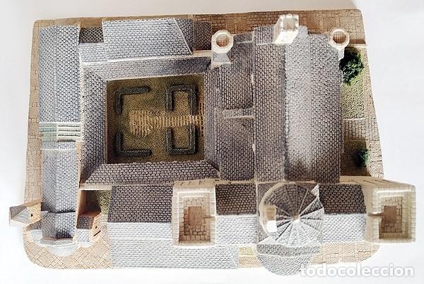 Maquetas: MAQUETA - Catedral de Santa María de Urgell - CATALUÑA ROMANICO - LLEIDA LERIDA - Foto 5 - 146726826