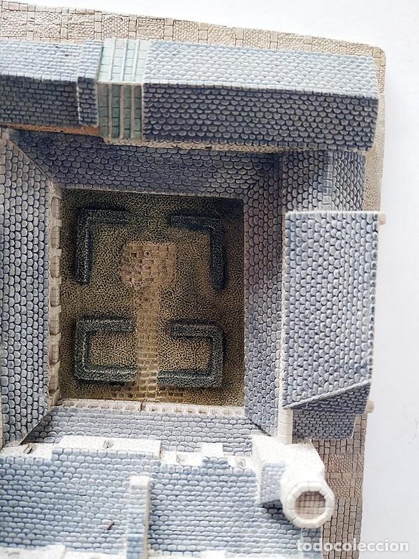 Maquetas: MAQUETA - Catedral de Santa María de Urgell - CATALUÑA ROMANICO - LLEIDA LERIDA - Foto 7 - 146726826