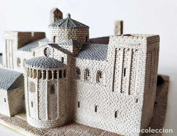 Maquetas: MAQUETA - Catedral de Santa María de Urgell - CATALUÑA ROMANICO - LLEIDA LERIDA - Foto 6 - 146726826