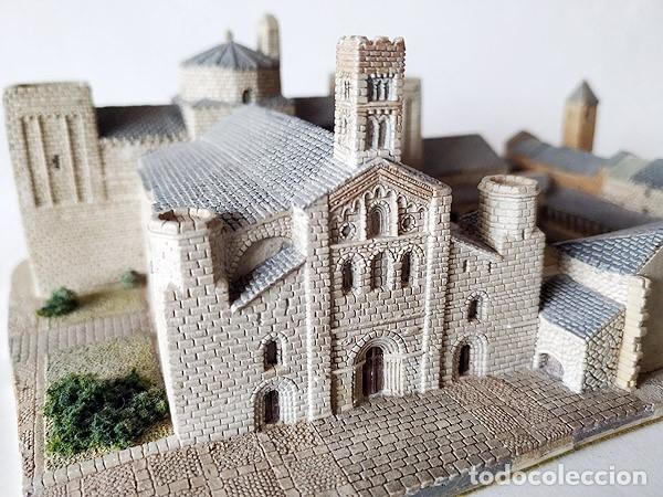 Maquetas: MAQUETA - Catedral de Santa María de Urgell - CATALUÑA ROMANICO - LLEIDA LERIDA - Foto 8 - 146726826