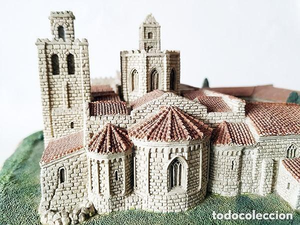 Maquetas: MAQUETA - MONASTERIO DE SAN CUGAT DEL VALLES - CATALUÑA- BARCELONA - Foto 3 - 146997226