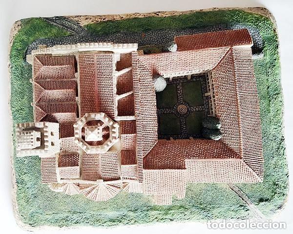 Maquetas: MAQUETA - MONASTERIO DE SAN CUGAT DEL VALLES - CATALUÑA- BARCELONA - Foto 5 - 146997226