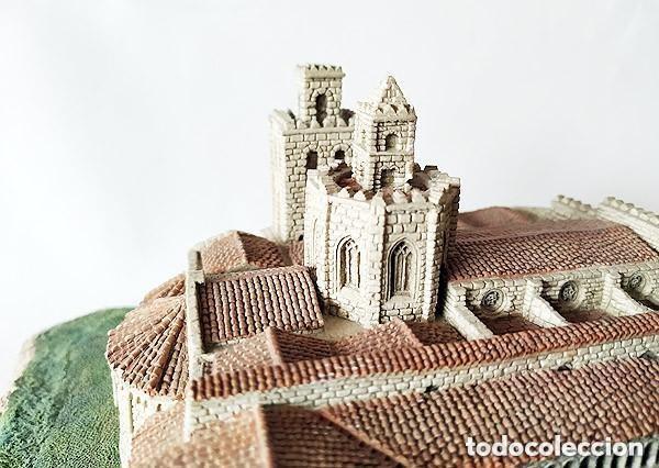 Maquetas: MAQUETA - MONASTERIO DE SAN CUGAT DEL VALLES - CATALUÑA- BARCELONA - Foto 6 - 146997226