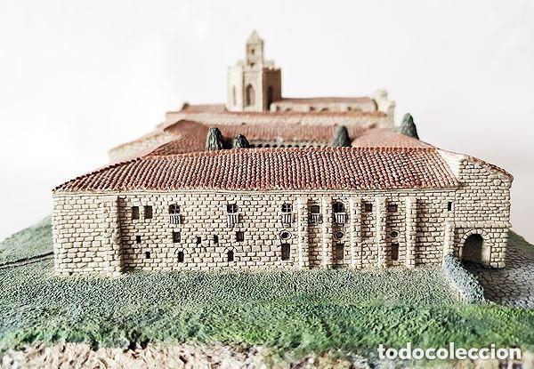 Maquetas: MAQUETA - MONASTERIO DE SAN CUGAT DEL VALLES - CATALUÑA- BARCELONA - Foto 7 - 146997226