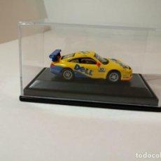 Maquetas: SCHUCO PORCHE 911 GT3 CUP Nº 30 DELL 1:87 ( 2006). Lote 147240238