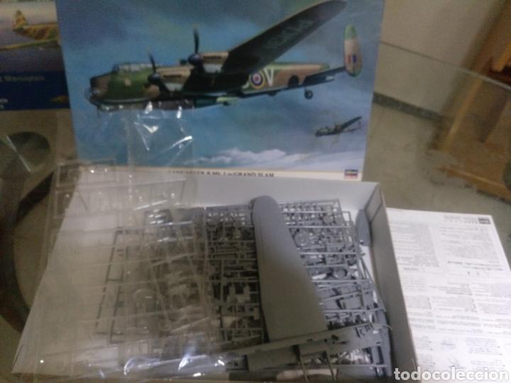 HASEGAWA MAQUETA COMENZADA A MONTAR (Spielzeug - Modellbau und Funksteuerung - Modelle - Flugzeuge und Hubschrauber)