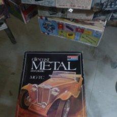 Maquetas: MONOGRAM DIE-CAST METAL Y PLÁSTICO MG-TC. Lote 147513922