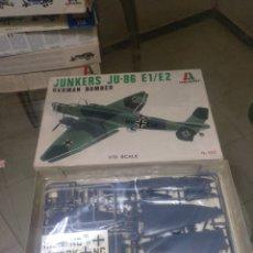 Maquetas: ITALERI 1/72 JUNKERS JU-86. Lote 147557672