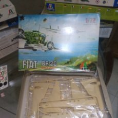 Maquetas: ITALERI 1/72 FIAT BR 20 CICOGNA. Lote 147558084