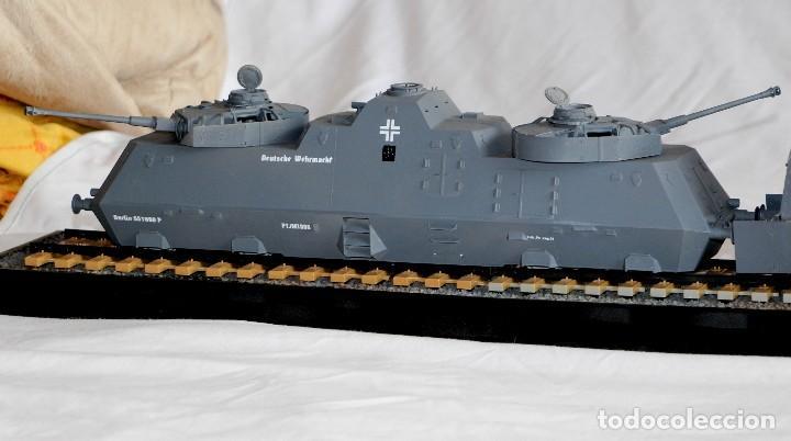Maquetas: Tren blindado alemán BP42, completo. De la casa Trumpeter. escala 1/35 - Foto 2 - 147641782