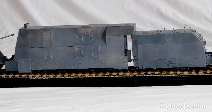 Maquetas: Tren blindado alemán BP42, completo. De la casa Trumpeter. escala 1/35 - Foto 3 - 147641782