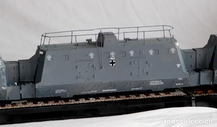 Maquetas: Tren blindado alemán BP42, completo. De la casa Trumpeter. escala 1/35 - Foto 5 - 147641782