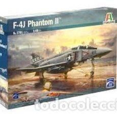 Maquetas: ITALERI - F-4J PHANTOM II 1/48 2781 . Lote 147650822