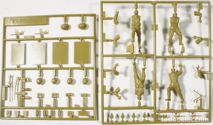 Maquetas: Maqueta figuras alemanas, Afrika Korps, solo figuras, 1/35, Tamiya - Foto 2 - 147659954