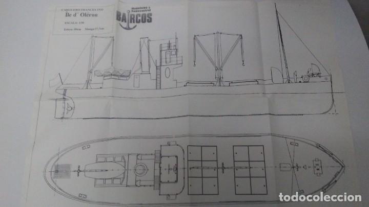 PLANO DE CARGUERO (Juguetes - Modelismo y Radiocontrol - Maquetas - Barcos)