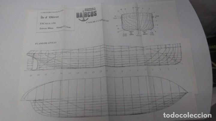 Maquetas: plano de carguero - Foto 2 - 147674234