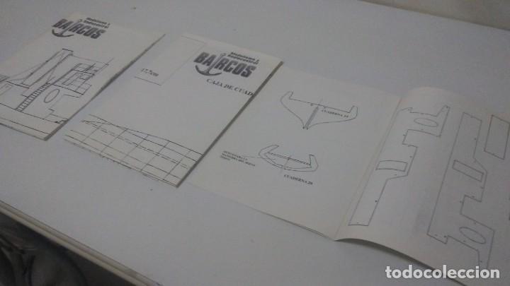 Maquetas: plano de carguero - Foto 3 - 147674234