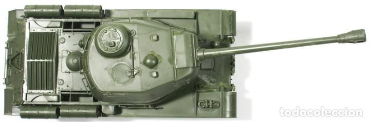 Maquetas: Maqueta carro Josef Stalin-2, JS-2, 1/35, Tamiya - Foto 6 - 147739334