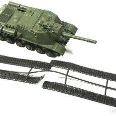 Maquetas: MAQUETA CAZACARROS SU-152, 1/35, TAMIYA. Lote 147740078