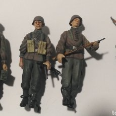 Maquetas: SOLDADOS ALEMANES 1/35 WAFFEN SS, NORMANDÍA, 1944. Lote 147791384