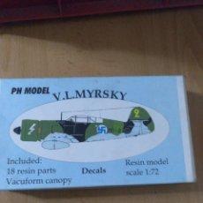 Maquetas: PH MODEL V.L.MYRSKY 1/72. Lote 148163012