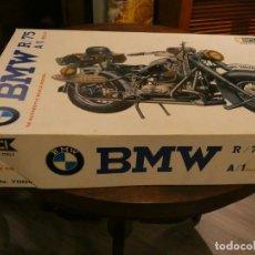 Maquetas: MAQUETA MOTO BMW R 75 ESCI, ITALIA. SIN ESTRENAR, BOLSAS SIN ABRIR. AÑOS 70,FOTOS. Lote 148301394