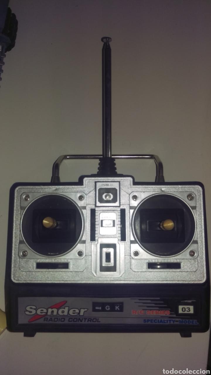 Maquetas: Carro de combate Radio control escala 1/18.funcionando.como se ve. - Foto 2 - 148609084
