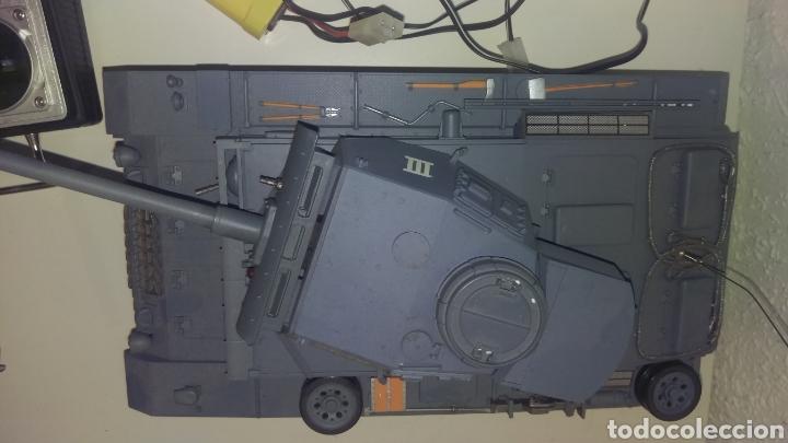 Maquetas: Carro de combate Radio control escala 1/18.funcionando.como se ve. - Foto 3 - 148609084