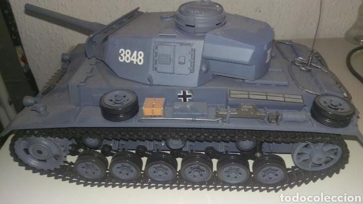 Maquetas: Carro de combate Radio control escala 1/18.funcionando.como se ve. - Foto 5 - 148609084