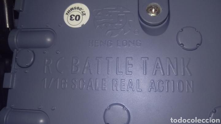 Maquetas: Carro de combate Radio control escala 1/18.funcionando.como se ve. - Foto 7 - 148609084
