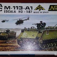 Maquetas: TOA M 113 A1. NIMIX 1/87 HO. Lote 148936502