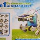 Maquetas: ROBOTS PARA CONSTRUIR. Lote 148990782