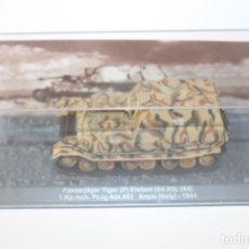 Maquetas: TANQUE PANZERJAGER TIGER(P) ELEFANT(SD.KFZ.184) 1.KP./SCH.PZJG.ABT.653 ANZIO (ITALY) 1944 - ALTAYA. Lote 126813023