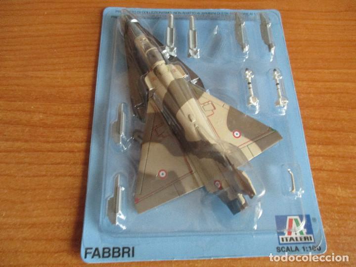 AVIONES: MAQUETA EN METAL ITALERI ESCALA 1/100 : MODELO AVION MIRAGE 2000 (Juguetes - Modelismo y Radio Control - Maquetas - Aviones y Helicópteros)